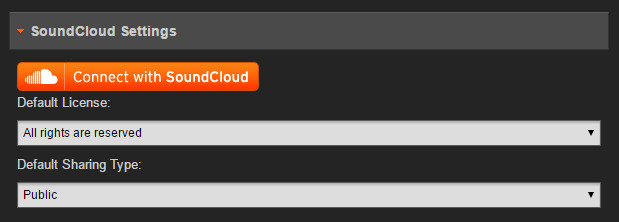 Integration: SoundCloud with Airtime Pro – Sourcefabric Help Center